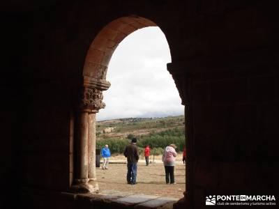 Yacimiento celtíbero de Tiermes y Hoz de Ligos;viajes para singles madrid rutas por la comunidad de